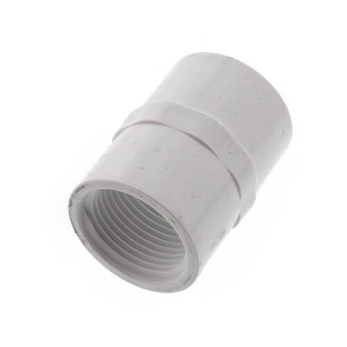 """3/4"""" PVC Schedule 40 Female Adapter Product Image"""