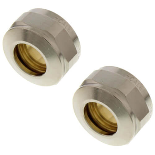 """1/2"""" Compression Fitting for Manifolds (Pair) Product Image"""
