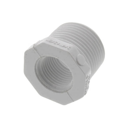 "3/4"" x 3/8"" PVC SCH 40 M x F Bushing Product Image"