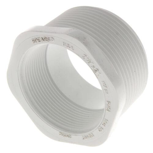 "2-1/2"" x 2"" PVC SCH 40 M x F Bushing Product Image"