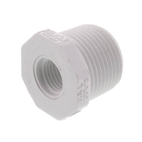 "3"" x 2-1/2"" PVC SCH 40 M x F Bushing Product Image"