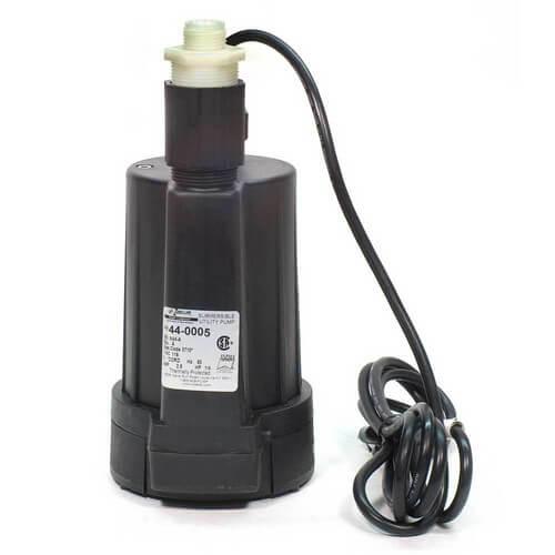 Model 44 Floor Sucker Utility Pump - 1/4 HP, 9 Ft Cord Product Image