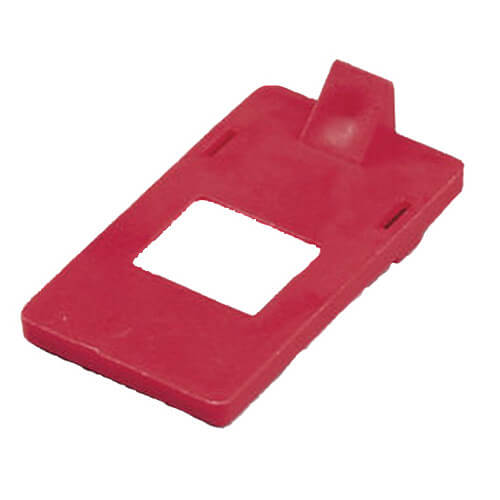 Cleat for Single-Pole Breaker Lockouts Product Image