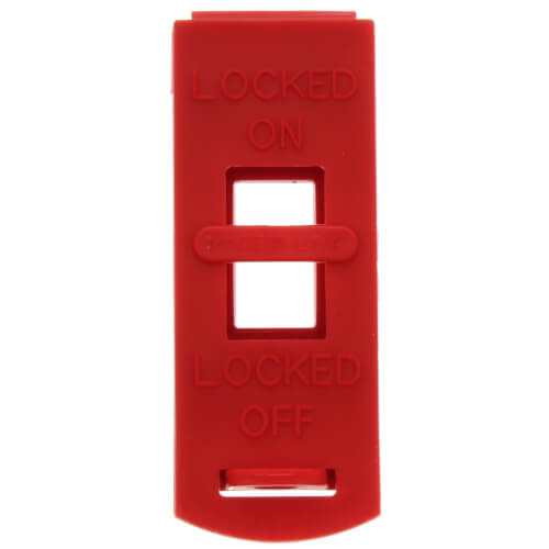 Wall Switch Lockout (Card of 1) Product Image