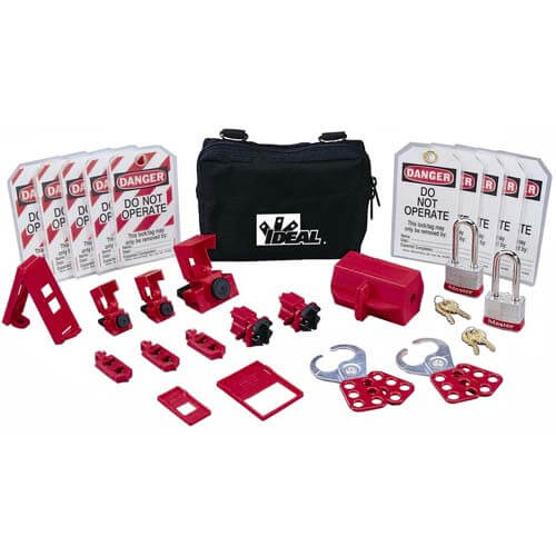 Standard Lockout/Tagout Kit Product Image