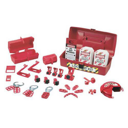 Plant Facility Lockout/Tagout Kit Product Image