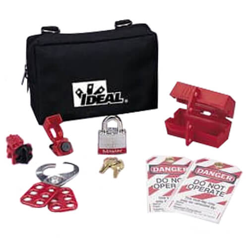 Lockout and Tagout Starter Kit Product Image