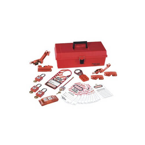 Job Site Lockout and Tagout Kit Product Image