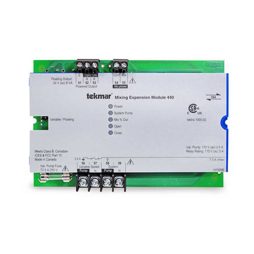 Mixing Expansion Module - Variable Speed / Floating Action Product Image