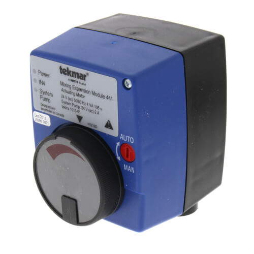 Mixing Expansion Module - Actuating Motor Product Image