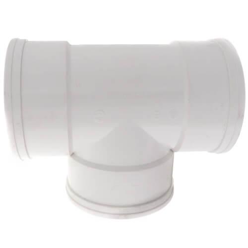 "6"" PVC SDR 35 Tee (G x G x G) Product Image"