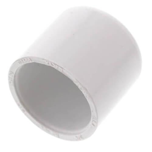"""3/8"""" PVC Schedule 40 Cap Product Image"""