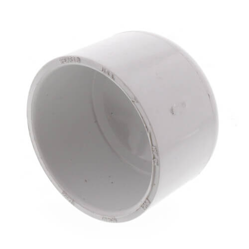 """2"""" PVC Schedule 40 Cap Product Image"""