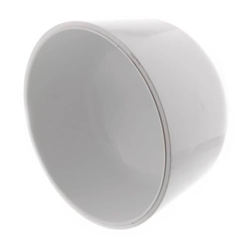 """8"""" PVC Schedule 40 Cap Product Image"""
