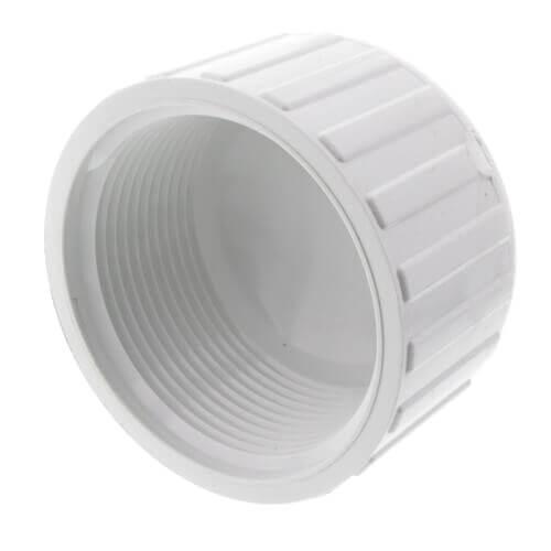 "3/8"" PVC Schedule 40 Female Cap Product Image"