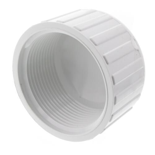 "2-1/2"" PVC Schedule 40 Female Cap Product Image"