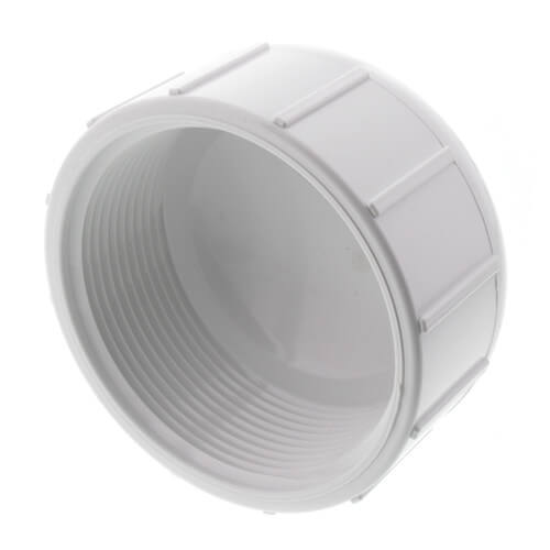 "3"" PVC Schedule 40 Female Cap Product Image"