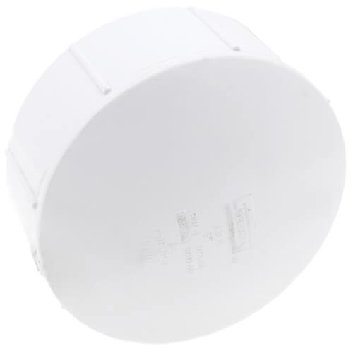 "5"" PVC Schedule 40 Female Cap Product Image"