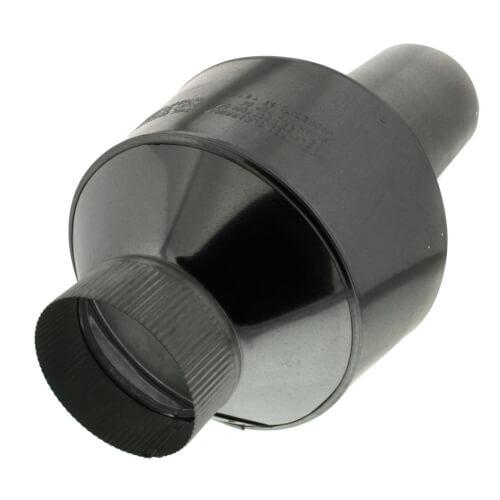 450 021 242 Weil Mclain 450 021 242 Draft Hood For Cg Cga Cgx Boilers