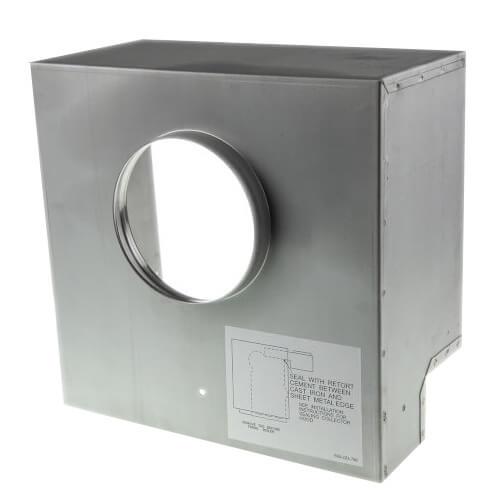 Draft Hood for EG-45, PEG-45 Product Image