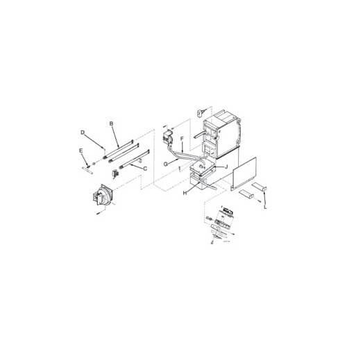 Ignition Control Bracket Product Image