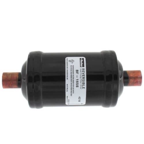 """5/8"""" ODF Sweat BF165S Bi-Flow Liquid Line Filter-Drier (16 Cubic Inches) Product Image"""