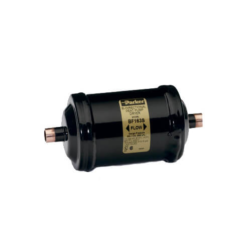 "1/2"" ODF BF084S Bi-Flow Liquid Line Filter-Drier Product Image"