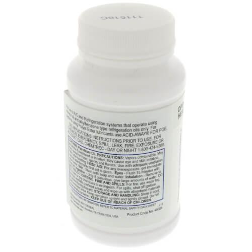 Acid-Away Compressor Burnout Acid Neutralizer (4 Oz) Product Image