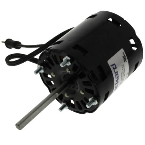 "3.3"" 1-Speed Motor (1/15 HP, 208-230V, 1550 RPM) Product Image"