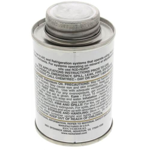 Acid-Away Compressor Burnout Acid Neutralizer for Polyol Ester Refrigeration Oils (4 Oz) Product Image