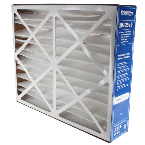 GENERAL 4501 MERV 10 REPLACEMENT FILTER MEDIA 20X25X5 (5FM2025) MC327404