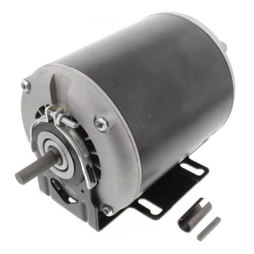 48/56 Frame Belt Drive Fan & Blower Motor (1/3 HP, 115V, 1725 RPM) Product Image