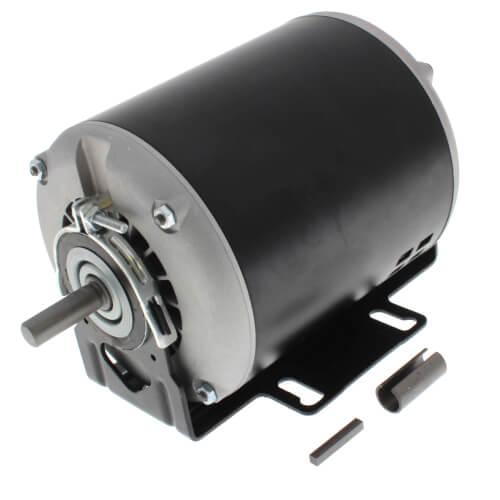 48/56 Frame Belt Drive Fan & Blower Motor (1/4 HP, 115V, 1725 RPM) Product Image