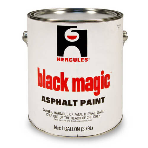 Black Magic Asphalt Paint - 1 gal. Product Image