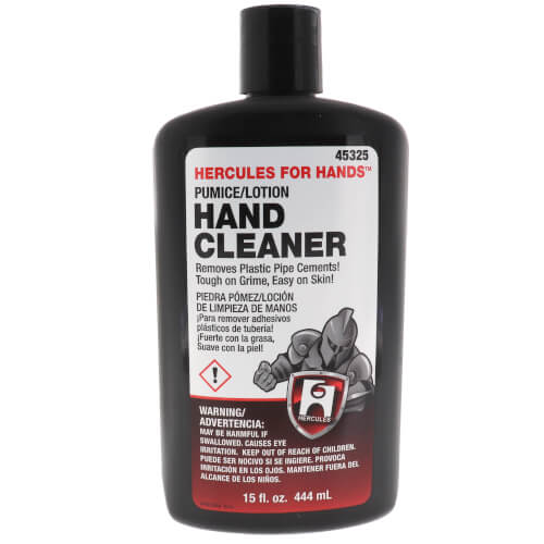 Hercules For Hands Pumice Lotion Hand Cleaner - Plain (15 oz.) Product Image
