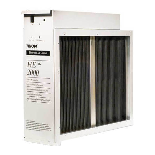 """HE2000 Plus 20"""" x 25"""" Air Cleaner w/ AFS Product Image"""