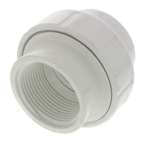 "6"" PVC Sch. 40 Female Union w/ Buna O-ring Product Image"