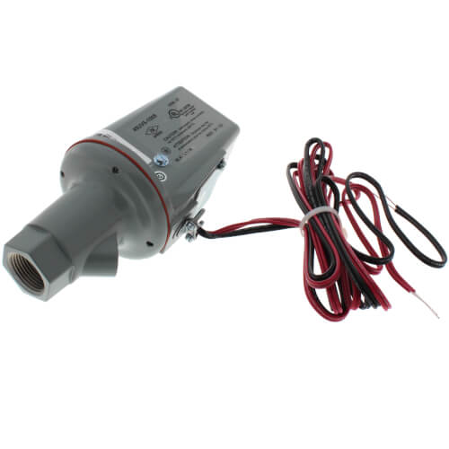 """1"""" NPT Self-Check Ultra-Violet Flame Scanner with 8 Ft. Leads (120V) Product Image"""