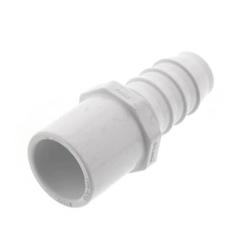 """3/4"""" PVC Schedule 40 Insert x IPS Spigot Adapter Product Image"""