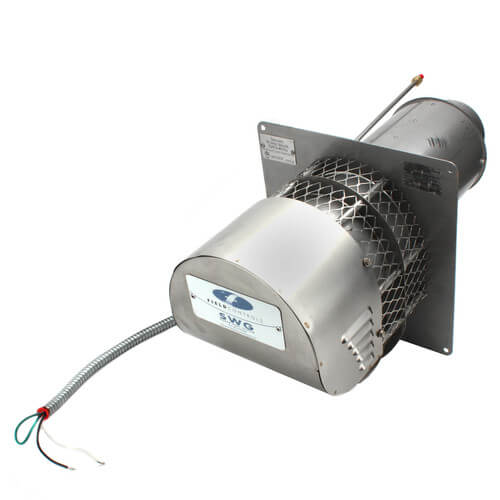 """SWG-4HDs, 4"""" Stainless Steel Power Venter (170,000 BTU) Product Image"""