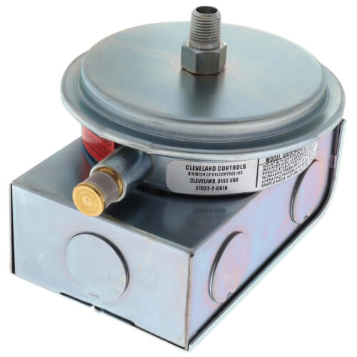Gas Pressure Switch (CK20F,CK-21, 91 & 92 series) Product Image