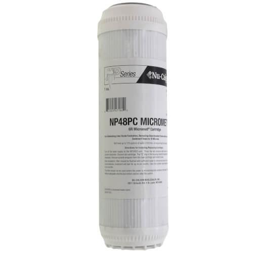NP48PC Micromet/Carbon Cartridge Product Image