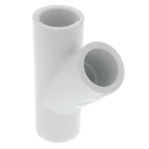 "1/2"" PVC Sch. 40 Wye Product Image"