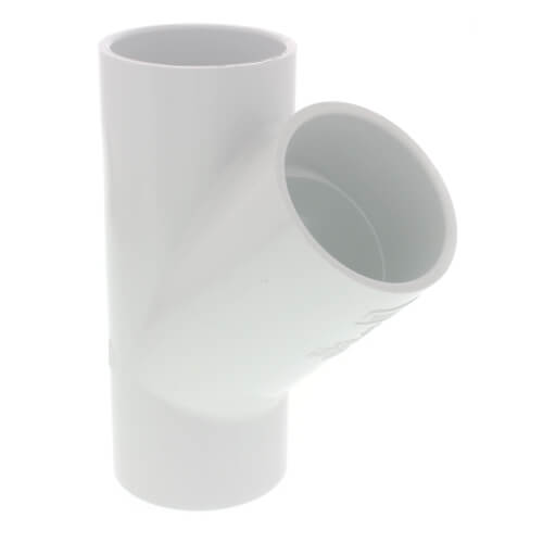 """Air Conditioning Tools >> 475-020 - Spears 475-020 - 2"""" PVC Sch. 40 Wye"""
