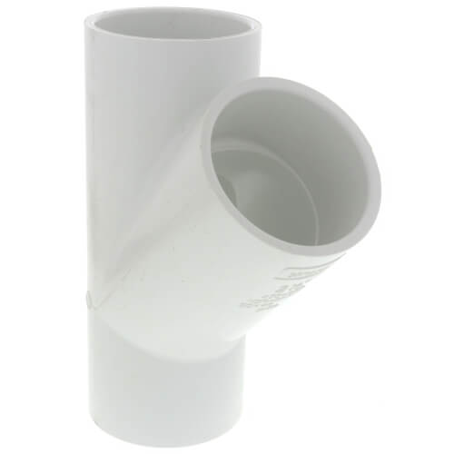 "2-1/2"" PVC Sch. 40 Wye Product Image"