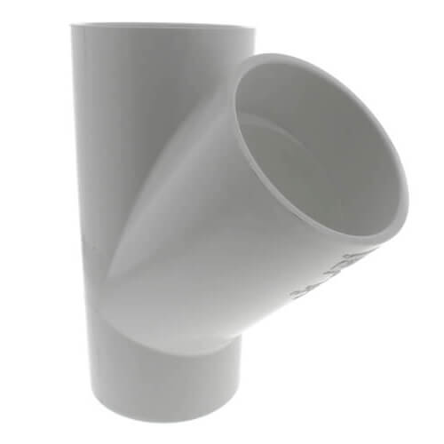 "4"" PVC Sch. 40 Wye Product Image"