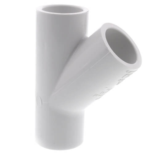 "8"" PVC Sch. 40 Wye Product Image"