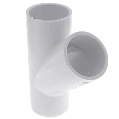 "10"" PVC Sch. 40 Wye (Fabricated) Product Image"
