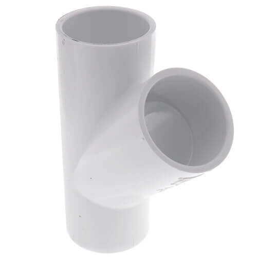 "18"" PVC Sch. 40 Wye (Fabricated) Product Image"