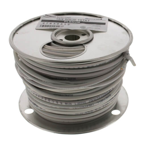 250 ft - 18/5 Solid CL2P (Plenum) Honeywell Genesis Thermostat Cable Product Image